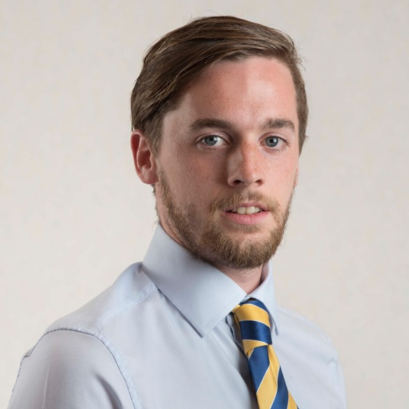 Exam success for trainee accountant Tom